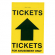 Ticket Dispenser Label Set - 42-1378-00