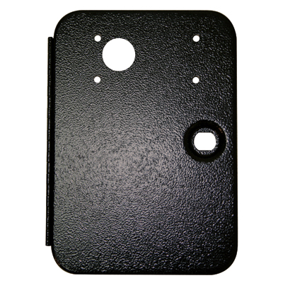 Suzo-Happ Upper Door Only for O/U Door with Embed Card Reader Cutout - 42-3145-03 - Item Photo