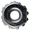 Hex Head Steel Kep Nut 10-24 - 90-1204-00