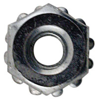 Hex Head Kep Steel Nut 8-32 - 42-0082-00 - Item Photo