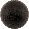 "3"" Plastic Ball,  Black, Dimple (Not for use on games with optic sensors) - 49-0489-10"