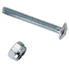 Player Nut & Bolt for Foosball Soccer Tables - 49-0760-00