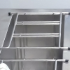 Stainless Steel Basket For 3 Cash Boxes - 49-0787-00