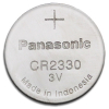 3V Lithium Battery, Coin Cell - 49-0858-00