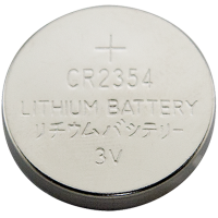 49-5096-01 - CR2354 Type 3V Lithium Battery, Coin Cell