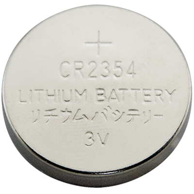 CR2354 Type 3V Lithium Battery, Coin Cell - 49-5096-01 - Item Photo