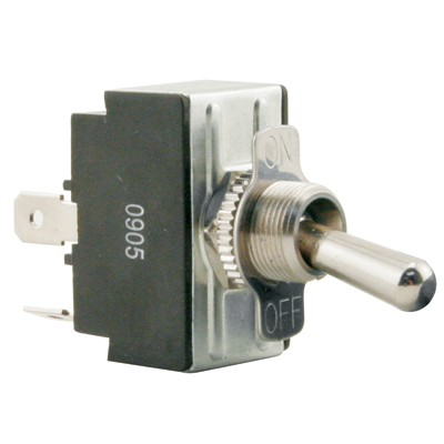 On / Off Switch, Double Pole Single Throw - 49-0005-00  - Item Photo
