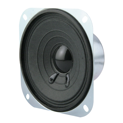 "4"" Shielded Speaker, 8 Ohm, 12W - 49-0228-00R - Item Photo"