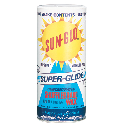 Sun-Glo Super-Glide Shuffleboard Wax - 49-0469-00 - Item Photo
