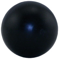 "2"" Meltec Boom Ball, Rubber - 49-0488-00 - Item Photo"