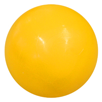 49-0550-15C - Yellow 35MM Composition Surface foosball