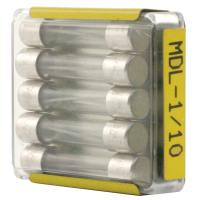 49-0596-00 - MDL Slow Blow Fuse, 250V, 7.5 Amp
