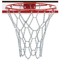 Steel Chain Basketball Net - 49-0650-005 - Item Photo