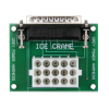 ICE Crane Game Adapter Board for AT2900 & AT2900Pro Crane Game Bridge Tester - 49-0663-00