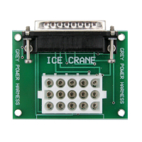 49-0663-00 - ICE AT2900 & AT2900Pro Crane Bridge Tester Adapter Board