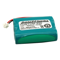 49-0714-00 - Custom-232 3.6V Battery for IGT SAVP Games