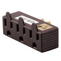 49-0952-00 - Triple Ground Plug