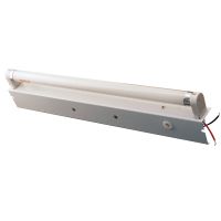 49-1001-00 - 120V Complete Fluorescent Light Fixture