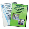 Slot Monitor Repair Training CD, Kortek for IGT Games - 49-2687-00