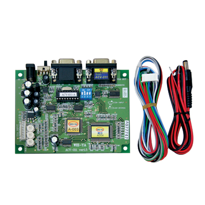 CGA to VGA Video Converter Board - 49-2727-00 - Item Photo