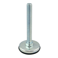 49-1002-038 - Leg Leveler without Nut, 1/2-13 Thread, 2