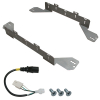 "Makvision & Vision Pro 26"" LCD's Mounting Kit & Power Harness - 49-2906-KIT"