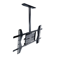 "49-6450-00 - Flat Panel Ceiling Mount for 32"" To 60"" LCDs"