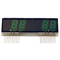 4-Digit Numeric Pinball Display - 49-7017-00 - Item Photo