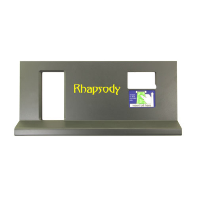 TouchTunes Payment Means Bezel for Rhapsody - 400151-001 - Item Photo