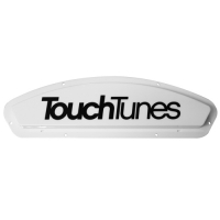 400335-001 - TouchTunes Top Logo LED Assembly for Allegro