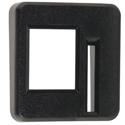 Plastic Coin Door Entry Bezel - 42-0231-100 - Item Photo