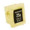 Yellow Reject Button Assembly - 42-0517-05D