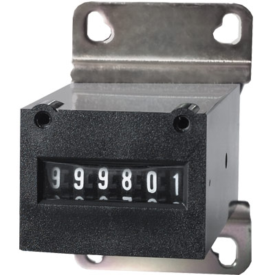 TRUMETER 6-Digit Meter, 12V DC, with Bracket, with Diode - 42-0614-00 - Item Photo