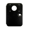 SMALL DOOR NO EMBOSS PAINT BLK WITH INTERCARD CUTOUT - 42-3145-30