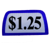 Decal $ 1.25 for ESD Coin CHutes - 42-3159-00