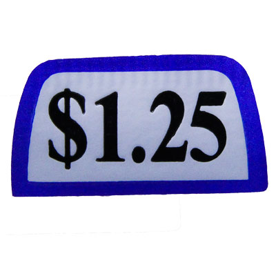 Decal $ 1.25 for ESD Coin CHutes - 42-3159-00 - Item Photo