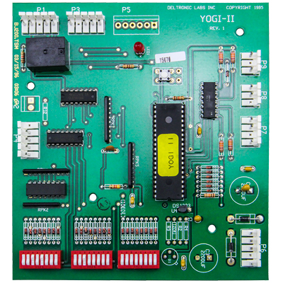 Yogi Kit for Deltronics Ticket Dispenser - 42-3225-00 - Item Photo