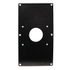 DUAL FRONT PLATE WITH INTERCARD CUT-OUT - 42-4006-30