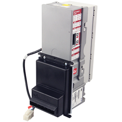 MEI AE2412U2E Bill Validator $1 - $5 USD, Upstacker with 200 Bill Capacity, 24vAC - 42-5278-00 - Item Photo