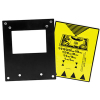 MEI MOUNTING KIT F/ AL4 GL5 & LE STACKERLESS & STACKER, YELLOW LABELS, NO HARNESS - 42-7000-10