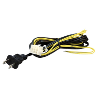 42-7057-00 - MEI Harness, 2 Wire Line Cord & Credits With Plug