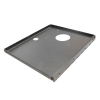 BLANK COIN DOOR FOR ENTROPY TRP DR WITH INTERCARD CUTOUT - 42-8194-30