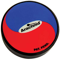 42884 - Arachnid Roller Puck - Red & Blue