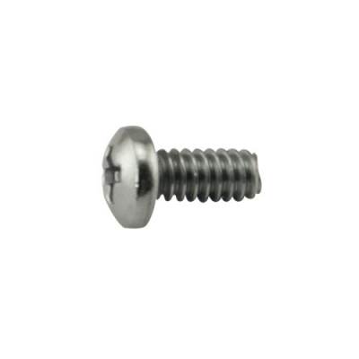 "SCREW 4-40 X 1/4"" PPH W/NYLOK PATCH ZINC - 43-0492-00 - Item Photo"