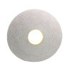 "FOAM TAPE 3M VHB 1/4""W x .062"" THICK GREY (1296 INCHES/ROLL) - 43-1104-20"