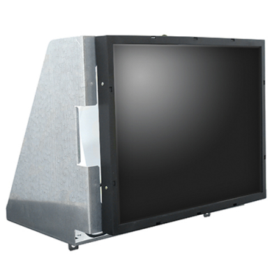 "19"" LCD Upright Serial TouchMonitor - 49-0259-00 - Item Photo"