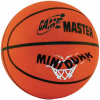 "7"" Orange Basketball - Mini Dunk - 49-0471-00"