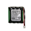 NIMH RECHARGABLE 4.8V BATTERY CUSTOM-3L WIRES RED/BLK/BLK - 49-0522-00