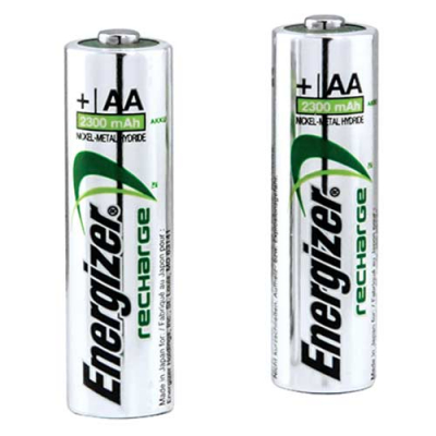 Eveready Rechargeable AA Battery - 49-0850-00 - Item Photo