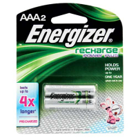 49-0852-00 - Eveready Rechargeable AAA Battery